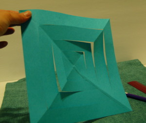 unfold to square
